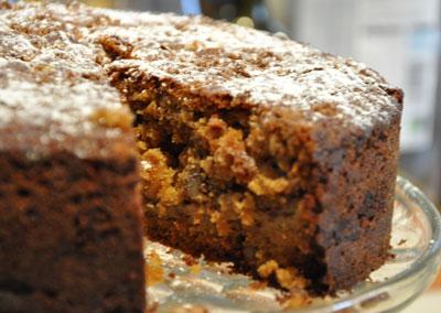 Waitrose Apple Cake