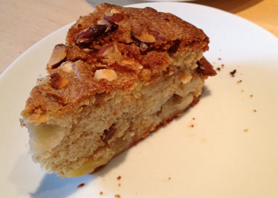 Mary Berry American Apple And Apricot Cake Recipe