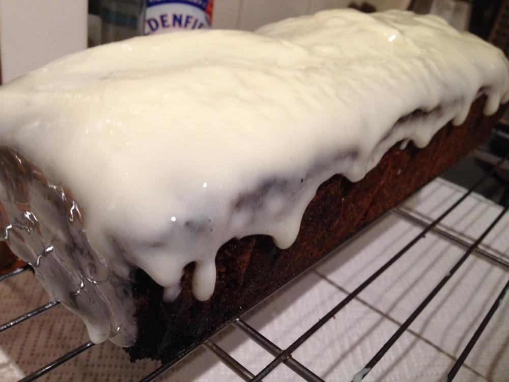 National Trust Honey Cake